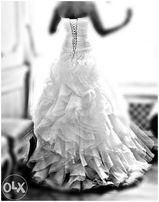 Suknia Ślubna model: Vanessa, biała, rozm. 38