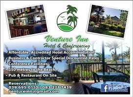 Affordable Lovely Accommodation on the Sunny KZN South Coast