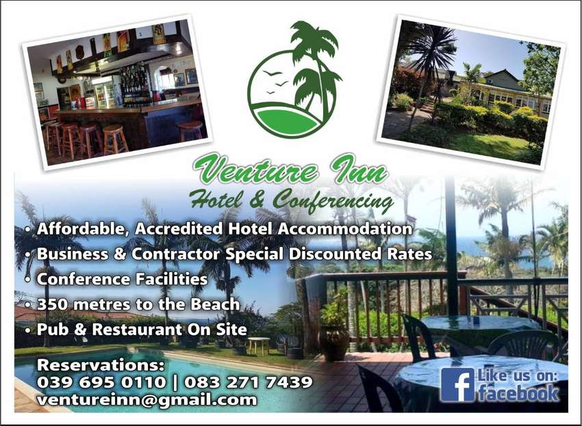 Affordable Lovely Accommodation on the Sunny KZN South Coast 0