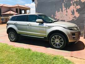 Range rover evoque s14 2013 model for sale neg