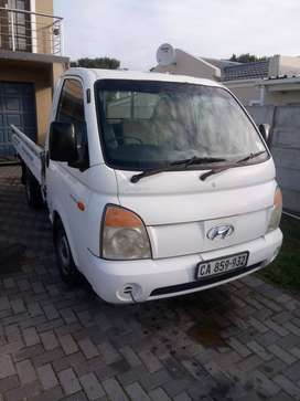 2005 Hyundai H100 2.6D Single Cab