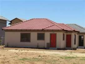 Brand new houses in a new development. All costs included