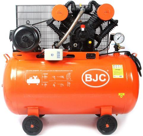 Kompresor OLEJOWY 350L 1450 L/m BJC + MEGA ZESTAW 8w1 Gnojno - image 3