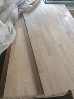 Мебельный щит из дуба от производителя
