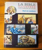 Иллюстрированная Библия для мальчиков и девочек. 1982, Париж