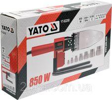 Паяльник для пайки полипропиленовых труб Yato YT-82250