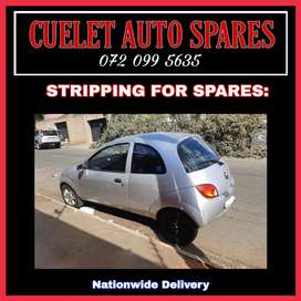 FORD KA Stripping for parts