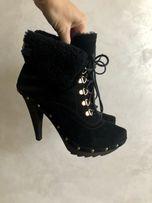 Зимние ботинки Dsquared оригинал