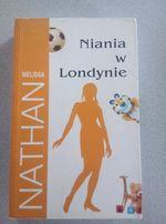 """Melissa Nathan """"Niania w Londynie"""""""