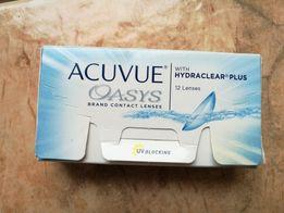 Soczewki Acuvue Oasys -4.25
