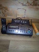 Телефон факс PANASONIC KX-FC 228 UA