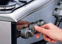 Ремонт газовых плит, электроплит, духовок, стиральных машин, бойлеров
