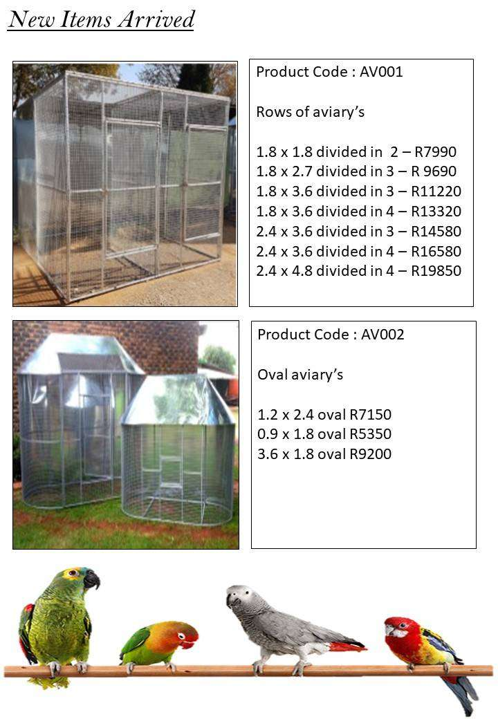 Aviary Cages 0