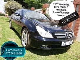 Call Haroon Mercedes Benz CLS 350 Auto Sunroof Reverse Camera