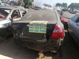 Chev aveo stripping for spares R100