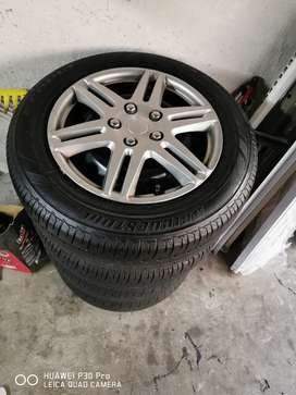 BRIDGESTONE Second hand tyres