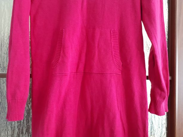 Sukienka, tunika z dzianiny; roz. 140/146 cm; NAME IT Włocławek - image 4