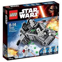 Lego Star Wars 75100 Снежный спидер Первого Ордена. В наличии