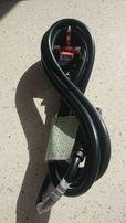 Kabel zasilający 1,8m 10A wtyczka UK I-SHENG SP-62