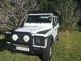 2011 Land Rover Defender Puma 2.4 110 Station wagon