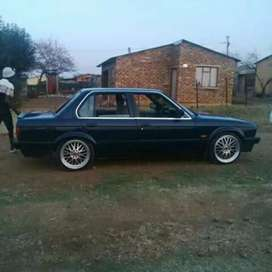 Am selling my 325! BMW E30 type with only R45 000