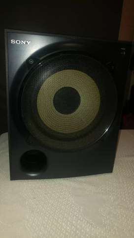 Sony active 10inch subwoofer