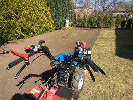 Usługa glebogryzarką separacyjną przygotowanie terenu pod trawnik