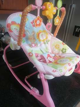 Fisher price infant rocking chair