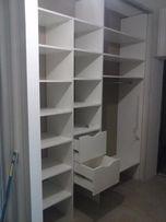 Встроенный шкаф-купе для ниши или гардеробная Расчет цены по телефонам