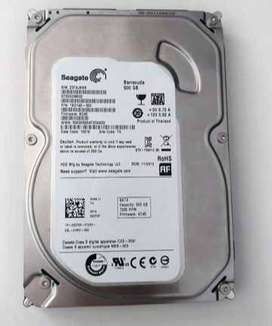 1TB and 500GB