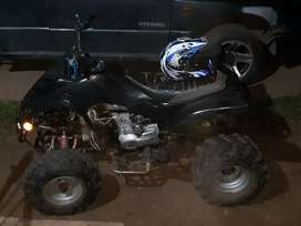 Hi guys I'm selling my retro 4weeler quad bike