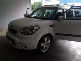Kia soul in good condition with service history
