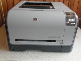 Лазерный цветной принтер HP Color LaserJet CP1515n (CC377A)