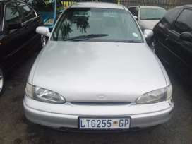 2002 Accent Old School Cheap Price