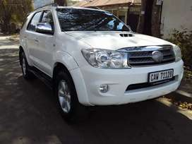 2009  TOYOTA FORTUNER 3.0D4D MANUAL
