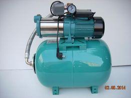 Hydrofor MHI 2200 SS INOX 230 V ze zbiornikiem 100 l