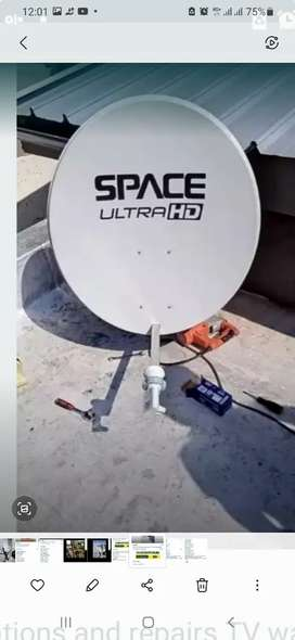 Dstv and Ovhd Accredited Installers
