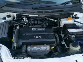 Chevrolet Aveo 1.6l with A/C is negotiated