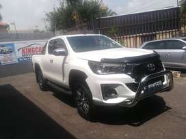 2019 Toyota Hilux 2.8GD-6