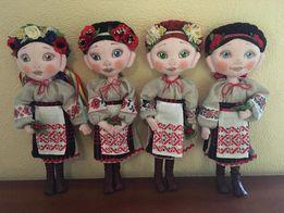 Кукла «Украиночка» (ручная работа), Игрушки handmade