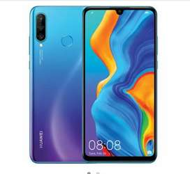 Huawei p30 lite blue color still new