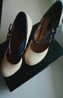 Кожаные туфли Basconi