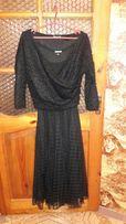 Продам нарядное женское платье с болерошкой.