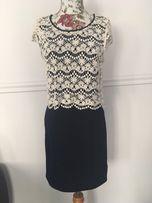 Nowa sukienka Mint & Berry S bluzka