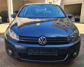 Volkswagen golf 6 tsi automatic.(Import)