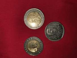 Mr Mandela coins