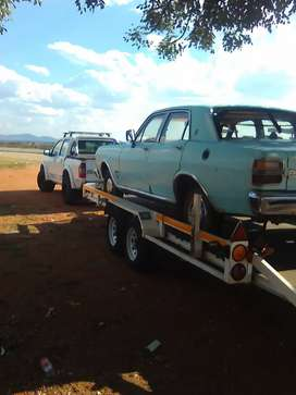 Anyone interested to load anything back to Gauteng from Bethlehem from
