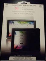 Folia ochronna prywatyzująca 3M Galaxy Tab 2/ Note Tab 10.1 (pozioma)