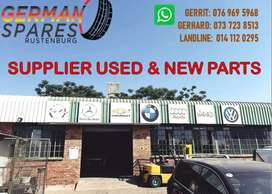 COME VISIT US - WE HAVE A VARIETY OF NEW AND USED SPARES!!!