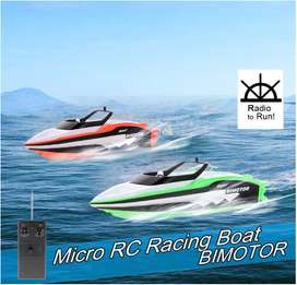 Remote Control RC Micro POWER Racing SPEED BOATS SET